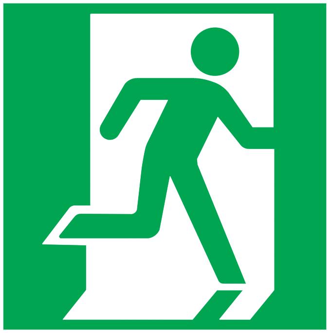 Running Man Right Symbol Autocad Free Cad Block Symbol And Cad