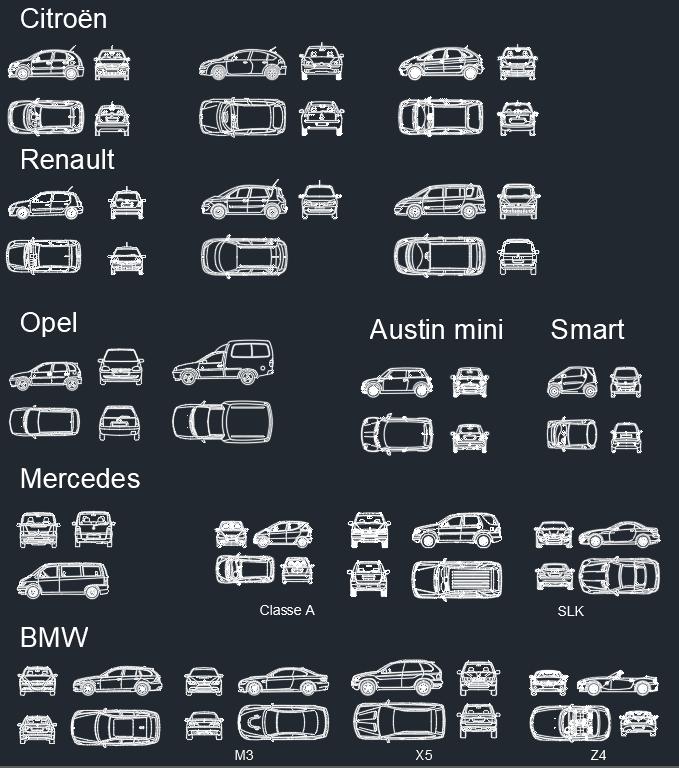 Block Cars
