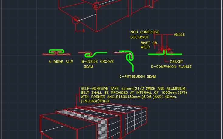 Rectangular Duct Insulation