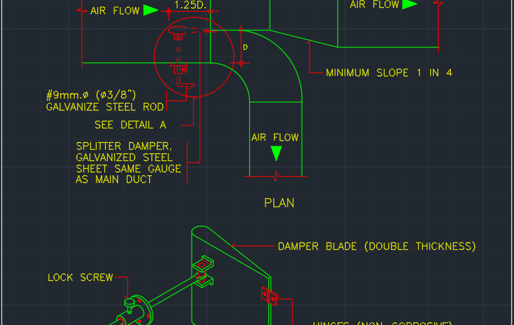 Overhead Cranes Cad Block And Typical Drawing For