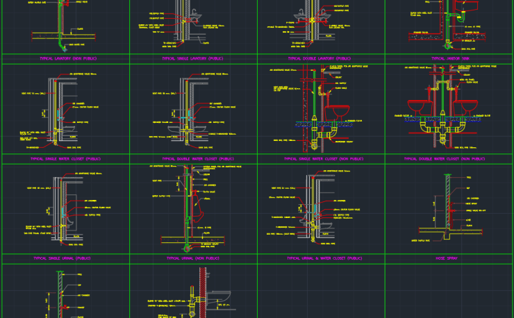 Cable Tray Installation Autocad Free Cad Block Symbols