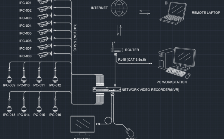 Electrical Autocad Free Cad Block Symbols And Cad Drawing Part 2
