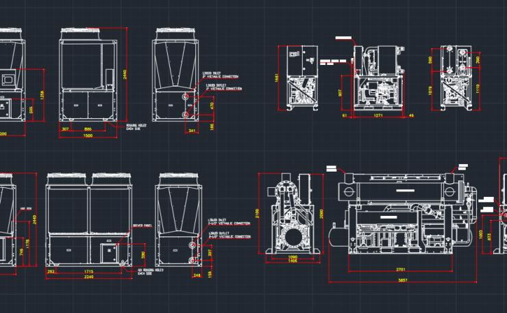 AutoCAD Free CAD Block Symbol And CAD Drawing