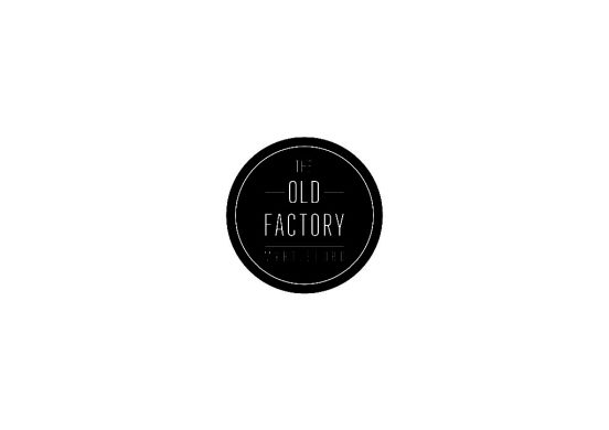 The Old Factory logo design