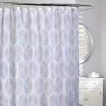 A La Mode Fabric Shower Curtain Linen Chest