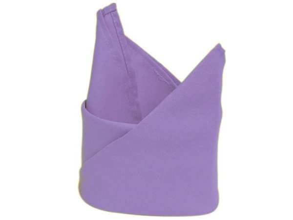 Lavender 20 X 20 Polyester Napkin