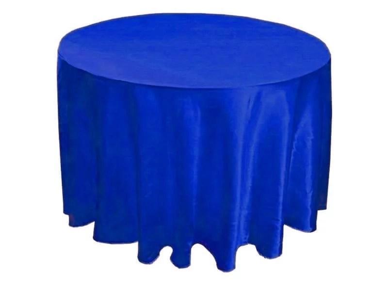 Royal Blue Basic Table Cloth