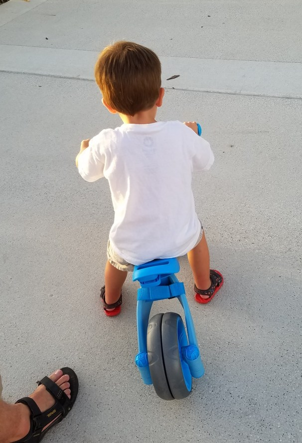 Toddler balance bike - August/September Happenings – Liner Lipstick and Life