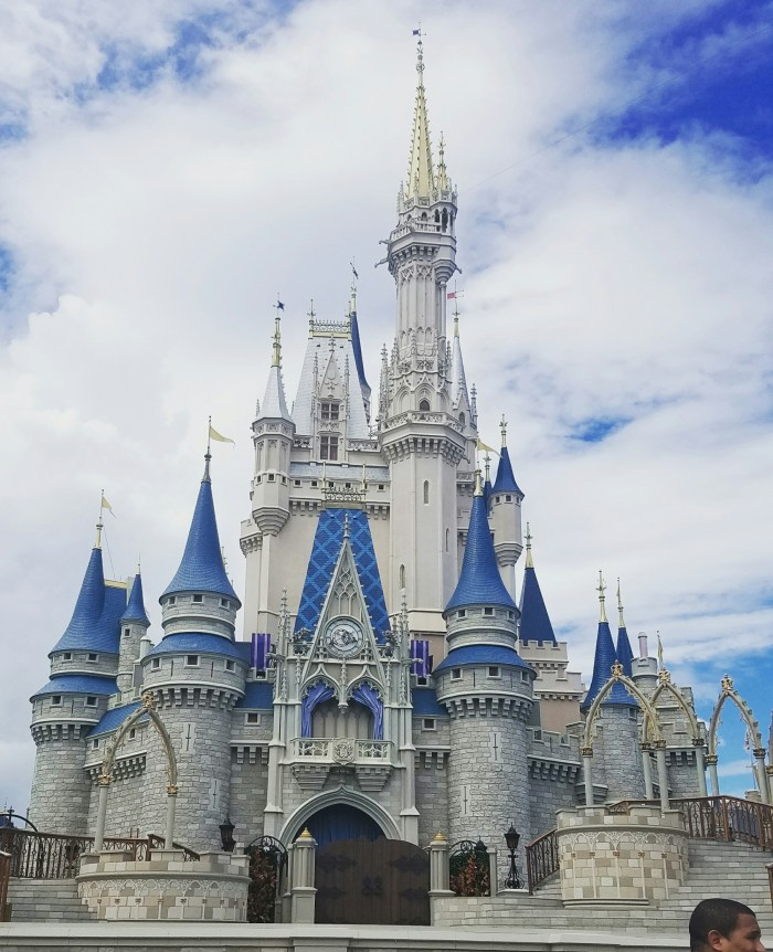 Disney's Cinderella's Castle - August/September Happenings – Liner Lipstick and Life