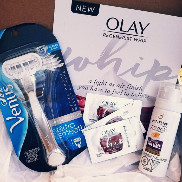 Influenster Box: New Beauty at Target – Liner Lipstick and Life