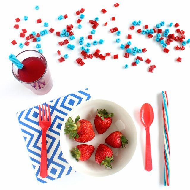 DIY Candy Confetti