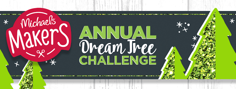 Michael's Makers Dream Tree Challenge