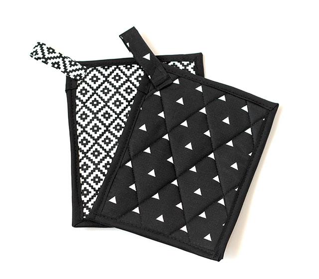 easy pot holders sew gift