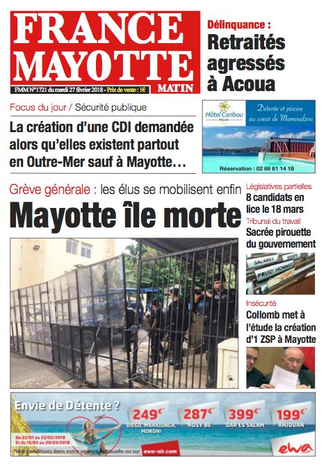 """Résultat de recherche d'images pour """"mayotte délinquance"""""""
