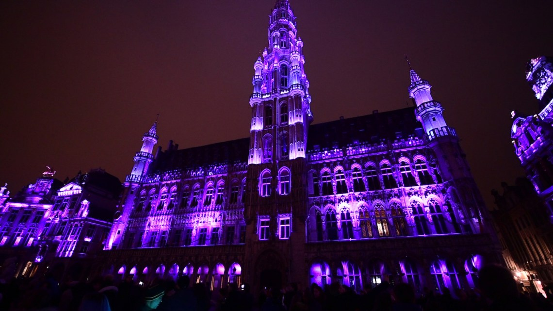 Grand Place, Brussels Belgium