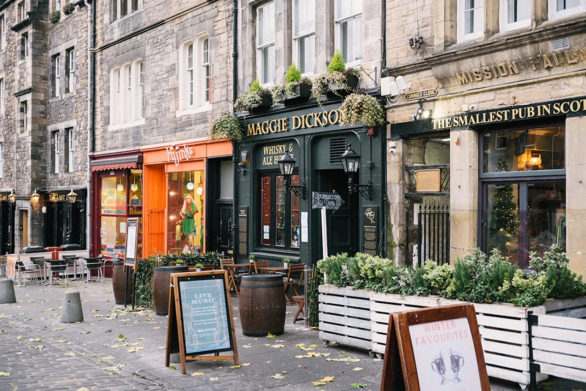 9 Things To Do During Your Edinburgh Visit