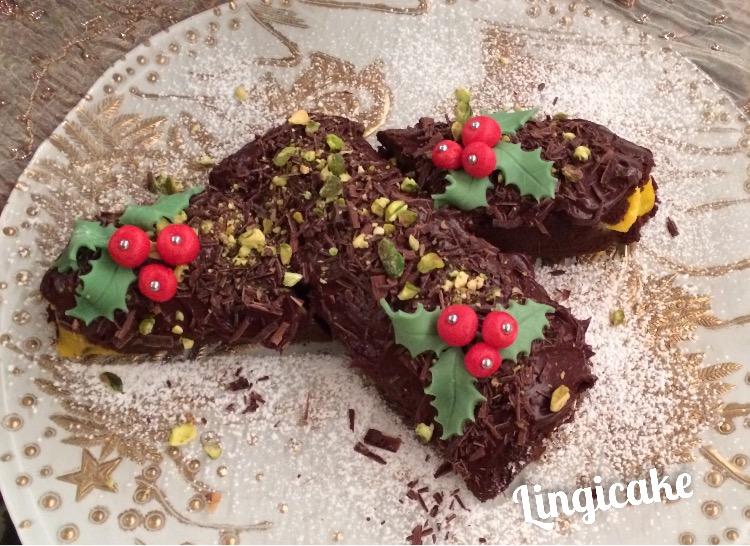 Torta Tronchetto Di Natale.Tronchetto Di Natale Un Classico Dai Sapori Agrumati Lingicake
