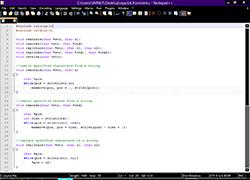 Notepad++ - Default Theme