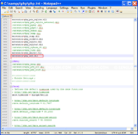 php.ini - extension=php_xsl.dll