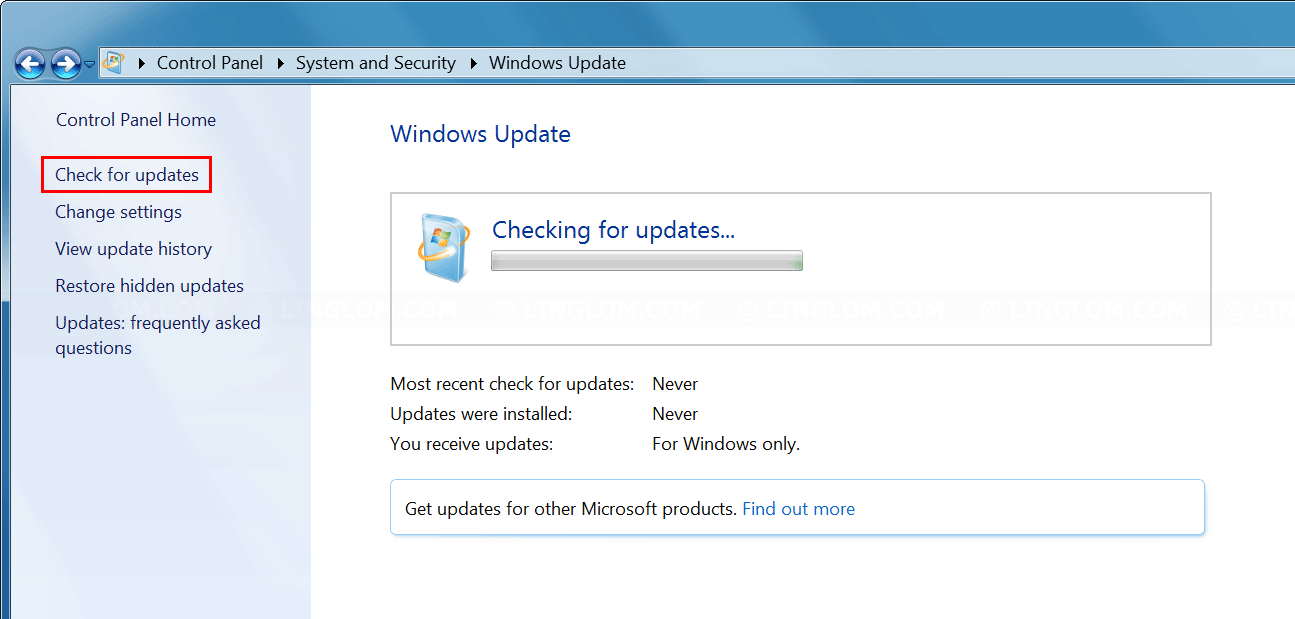 how to fix windows 7 update problems