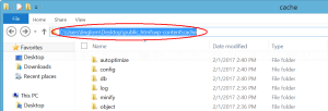 Copy path from Windows Explorer