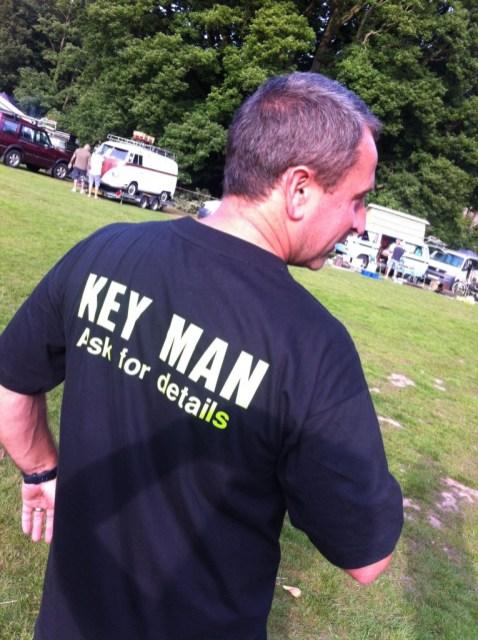 KEY MAN