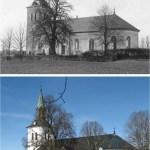 Lidhults kyrka.