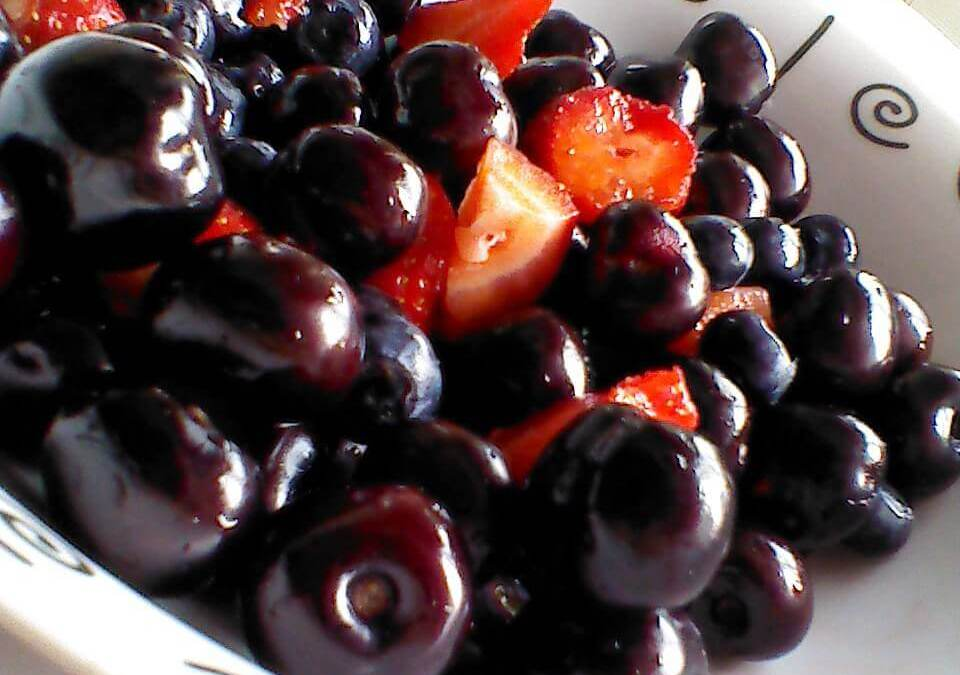 Cherryblueberry | Cherries, Strawberries and Blueberries