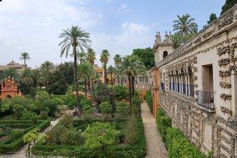 Alcácar de Sevilla