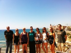 trip to sitges