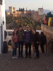 Granada Paseo 11.11.19 Albaicín 002