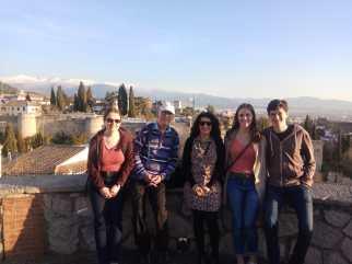 Granada Paseo 11.11.19 Albaicín 003