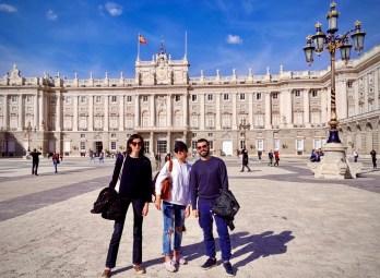 Visita Palacio Real