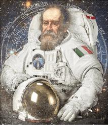 Galileo space explorer