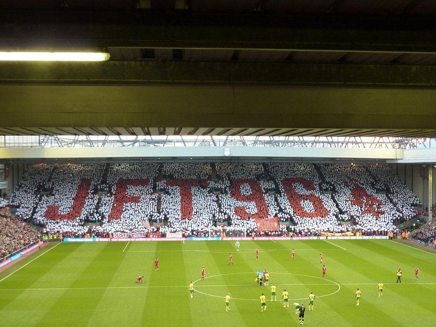 Após 27 anos, tragédia de Hillsborough, a maior da história do futebol inglês, tem resolução limpa e justa