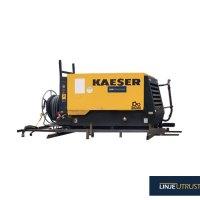 Kompressor M17 Diesel uthyres