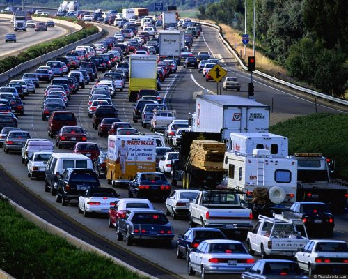 Things you can also do in traffic | Lin Jiang in Belgium
