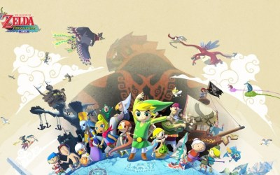 Top 10: Zelda Characters (Who Aren't Link)