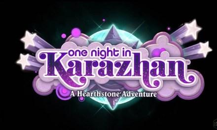 Review: Hearthstone: One Night in Karazhan