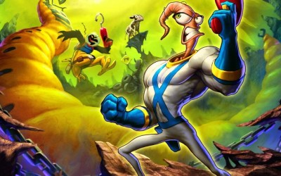 Retro Review: Earthworm Jim