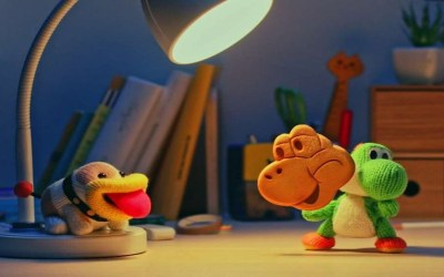 Preview: Poochy & Yoshi's Woolly World