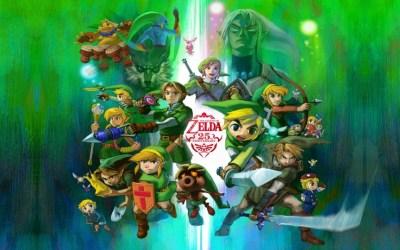 Top 10: Legend of Zelda Games