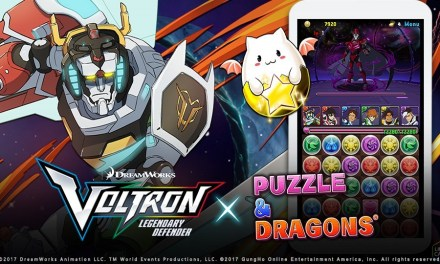 News: New Voltron Collaboration Coming to Puzzle & Dragons