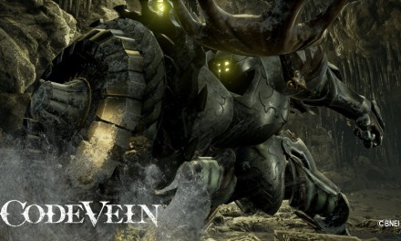 News: First Gameplay for Code Vein Revealed