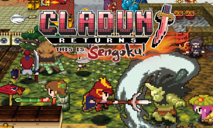 News: New Screenshots for Cladun Returns: This Is Sengoku!