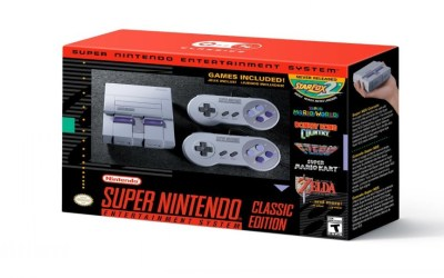 News: Super NES Classic Edition Announced