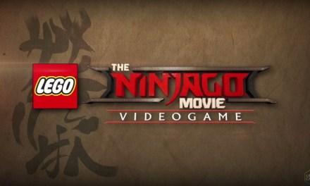 News: The Lego Ninjago Movie Video Game Announced