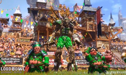 News: New Races Announced for Blood Bowl II: Legendary Edition