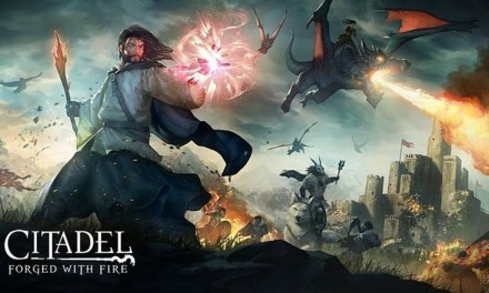 News: Citadel: Forged with Fire Announced