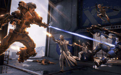 News: Final Beta for LawBreakers on PS4